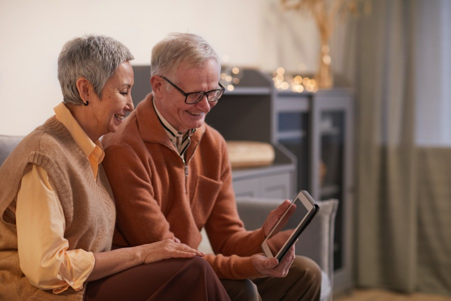 accessible digital home care service