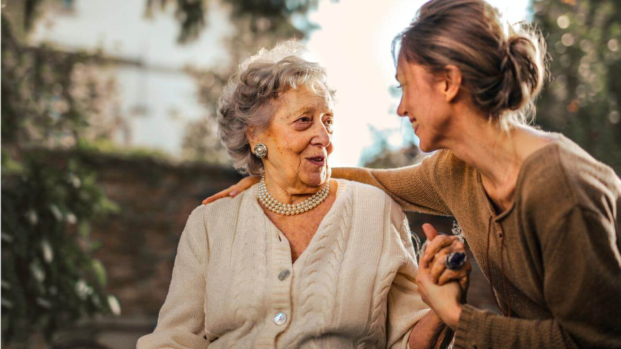home care for elderly people